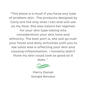 Testimony from a client