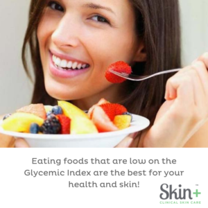 Eat foods that are low on the GI