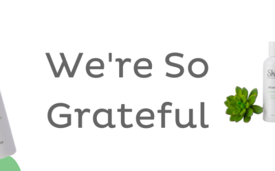 We're So Grateful