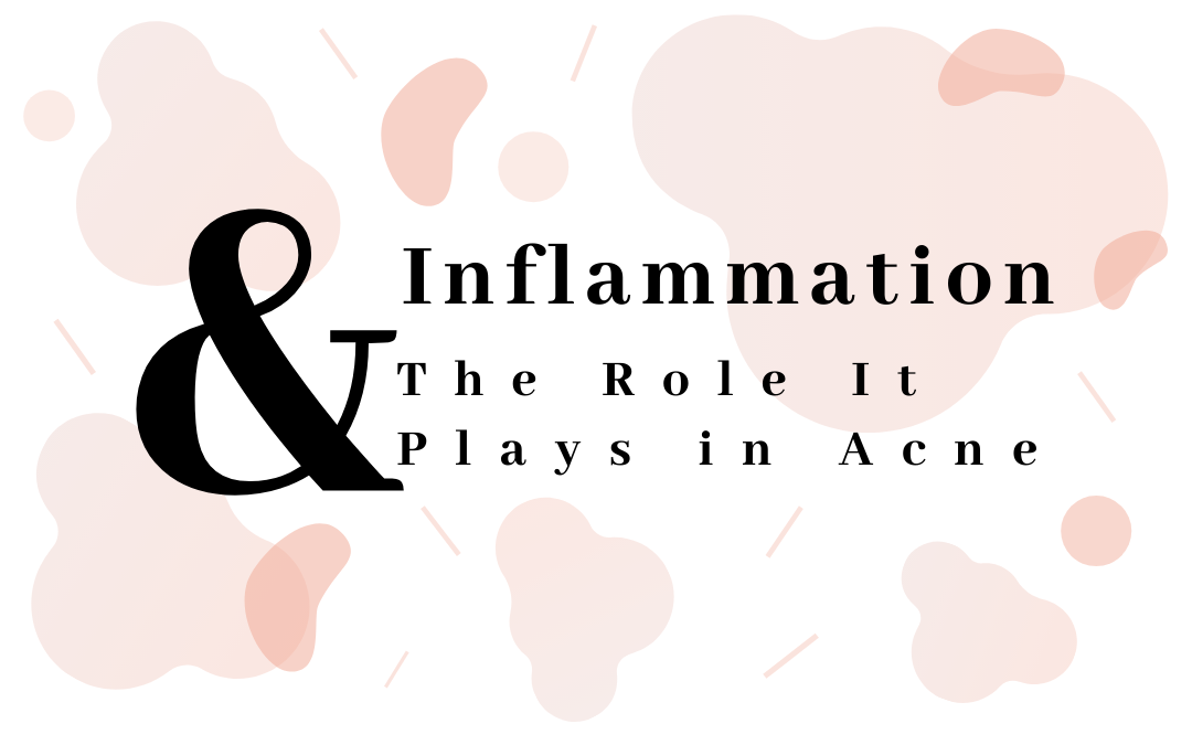 Inflammation & The Role It Plays in Acne: